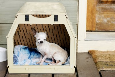 How to Make a Crate Divider