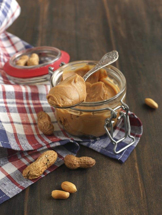 Fresh peanut butter