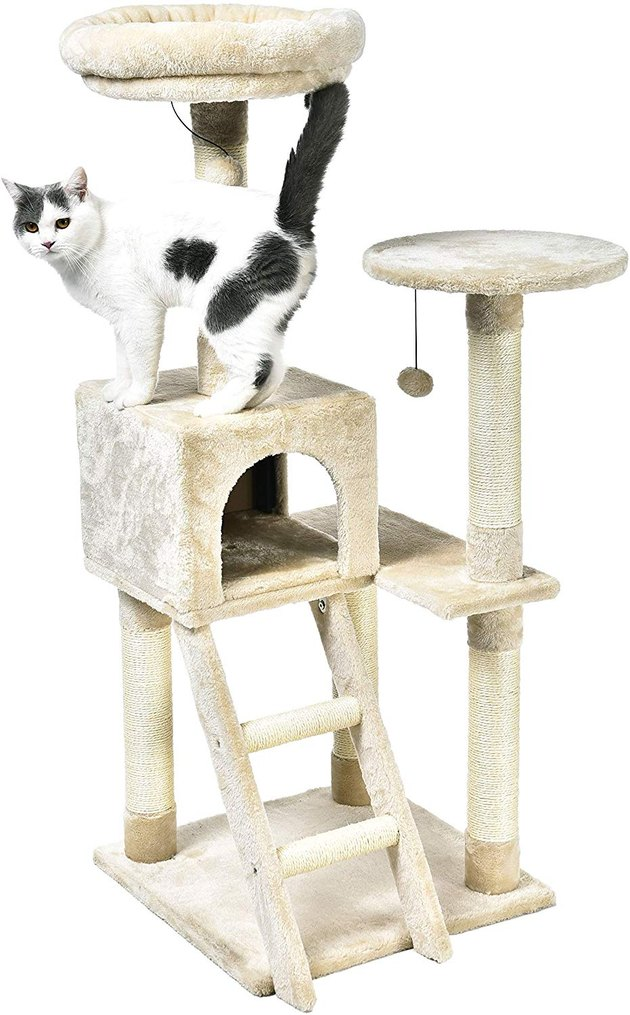 Cat Tree with platform by Amazon Basics