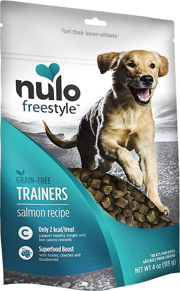 Shop Nulo Salmon Recipe Dog Training Treats at Chewy.com
