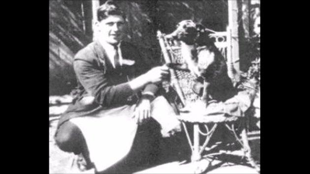 Bluey, the oldest dog on record