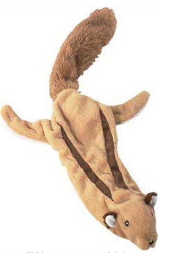 Ethical Pet Skinneeze Stuffingless Dog Toy