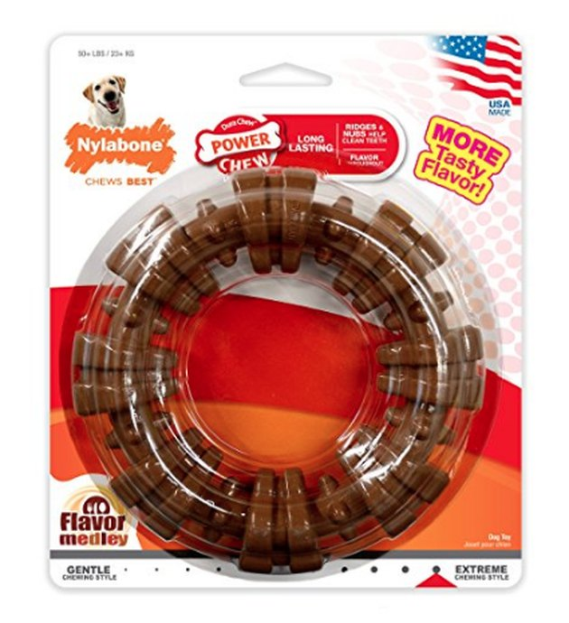 Nylabone Dura Chew Textured Ring