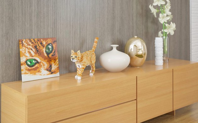 Lego-like animal sculptures from Hong Kong toy brand Jekca are must-haves gifts for pet & toy enthusiasts