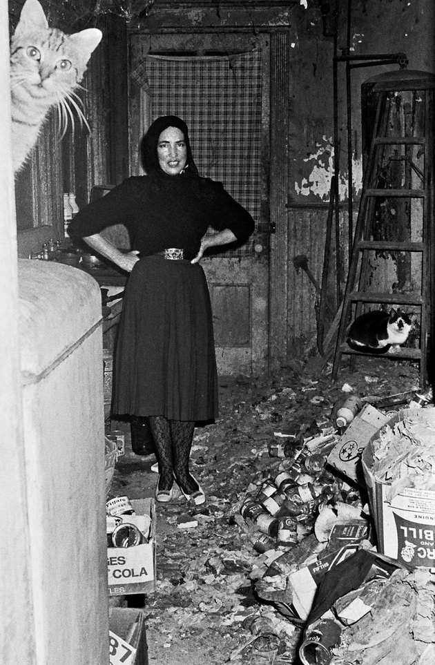 Still from Grey Gardens