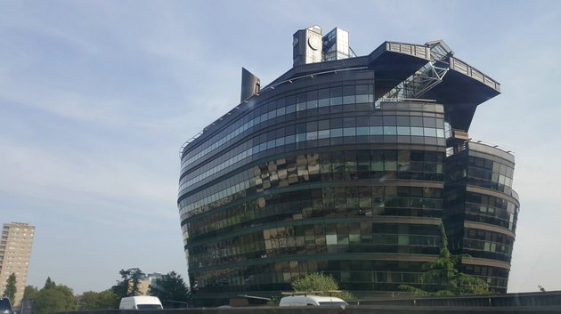 building shaped like Noah's Ark