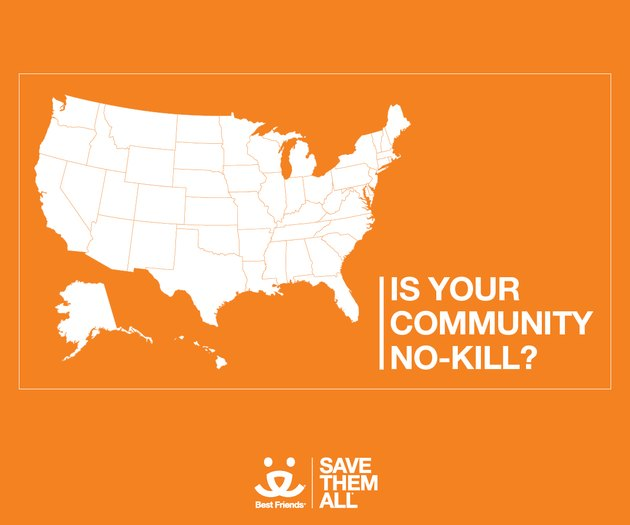 no-kill community map