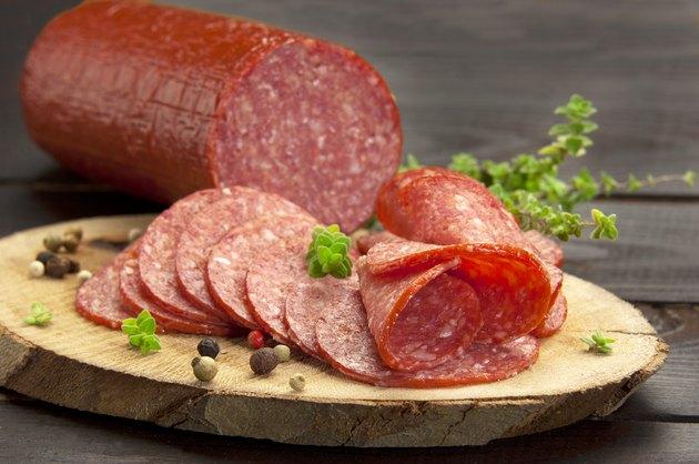 cold cuts(salami)