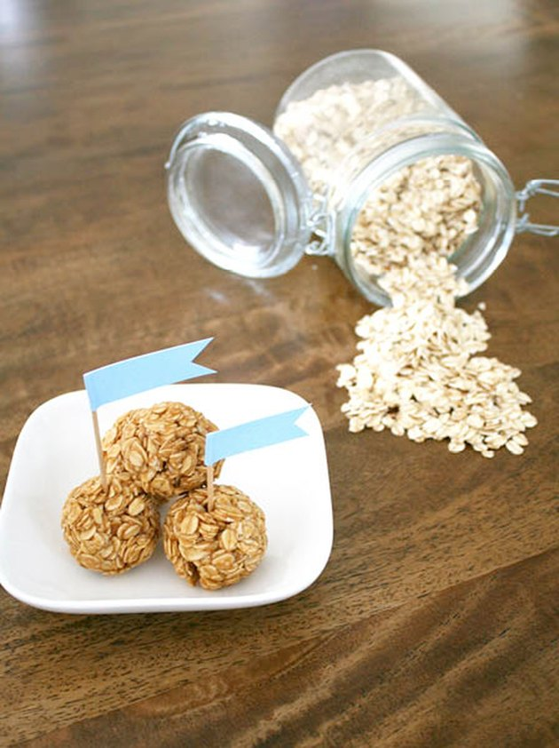 peanut butter ball dog treats