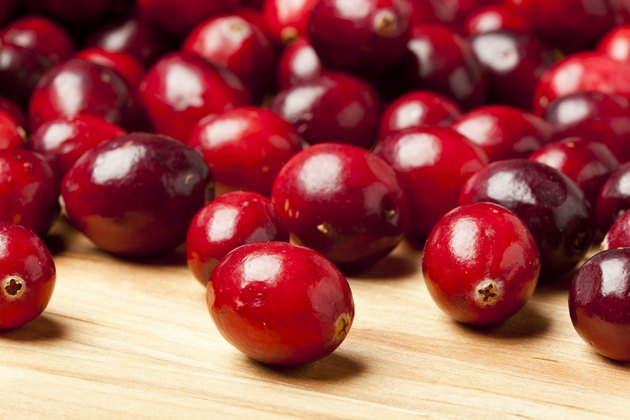Red Ripe Cranberry