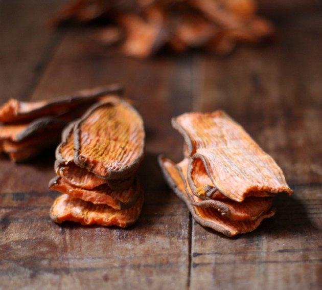 sweet potato treats.