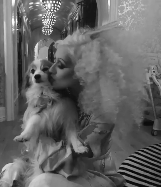 Christina Aguilera's Emotional Post About Losing Her Dog Will Wreck You