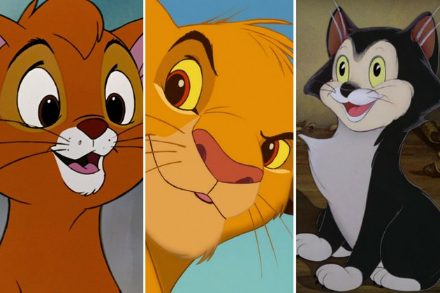 18 Very Important Disney Cats That You Should Know About