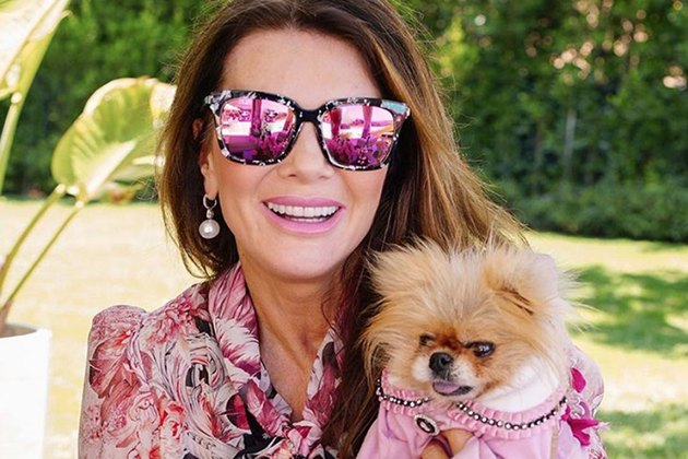 Lisa Vanderpump Adopts New Pup After Losing Two Dogs In Two Weeks