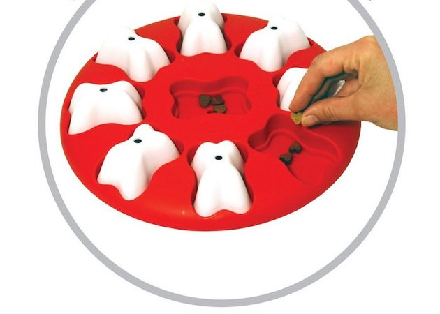 Interactive Puzzle Toy