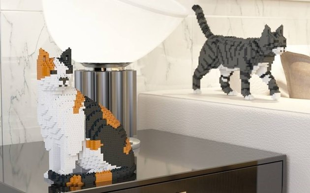 Cat Legos are now a thing