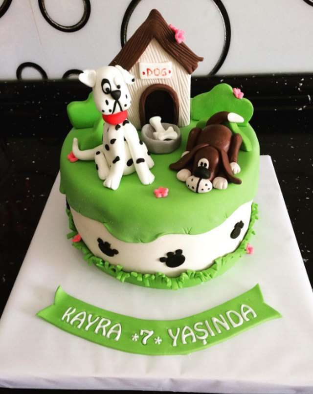 16 Epic Dog Themed Birthday Cakes Cuteness