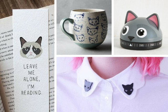 17 awesome gifts for cat lovers under 20 cuteness