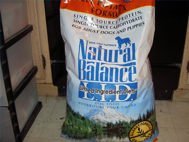 Natural Balance Dog Food Pancreatitis