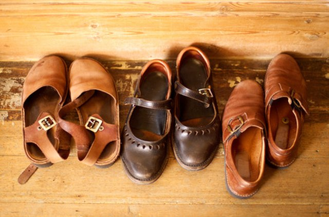 How To Keep Your Leather Shoes From Smelling