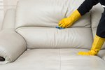 How to Clean Cat Pee Off a Couch