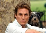 9 Times Matthew McConaughey Rescued Our Hearts (And Pets)