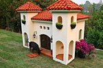 7 Totally Amazing Dog Houses