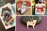 13 Gifts for Pug Lovers Under $20