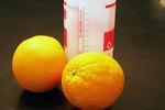 How to Kill Fleas With Oranges