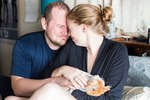 Couple Pranks Facebook With Maternity Shoot For New Kitten