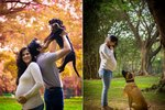 Pregnant Woman Told To Get Rid Of Dogs Shares Amazing Photos