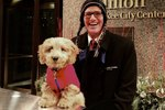 Cuddly Concierge Won't Carry Your Bags, But May Offer A Snuggle