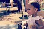 """Chrissy Teigen & John Legend's Daughter, Luna, Learning To Say """"Cat"""" Will Make Your Day"""