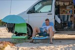 Man Quits Day Job To Live In A Van With His Cat