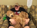 This Man Claims He Was Fired For Trying To Save A Service Dog From Harm
