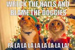 20 Clues That Prove Cats Created Christmas