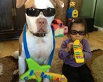 12 Kids Who Are So Much Better At Animals Than You
