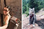 Watching This Shelter Cat Climb Mountains Will Make You Want To Get Outdoors Right Meow