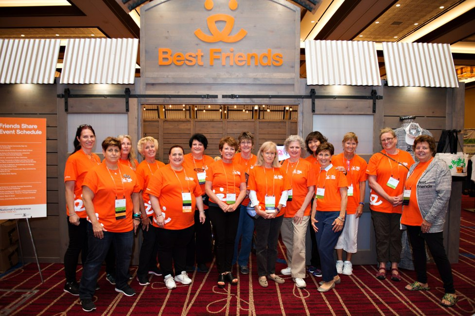 Best Friends 2018 National Conference in Los Angeles, July 19 to 21